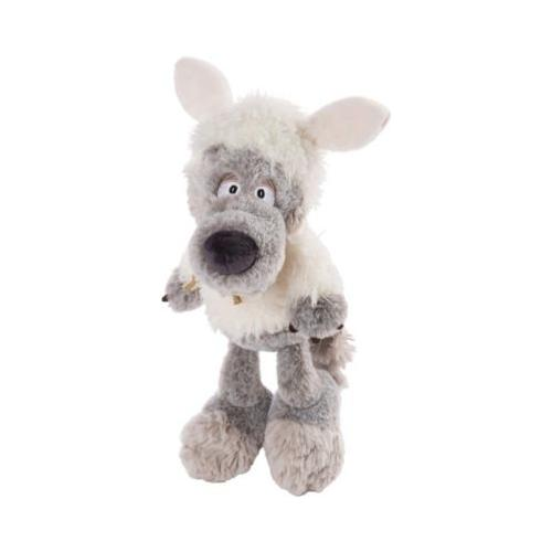 Kuscheltier Wolf Ulvy 25 cm grau