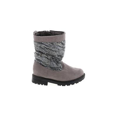 Koala Kids - Koala Kids Boots: Gray Shoes - Size 5