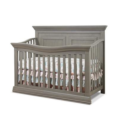 Paxton 4-in-1 Crib in Heritage Gray - Sorelle Furniture 735-HG