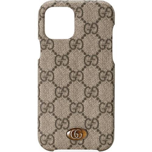 Gucci Ophidia handyhülle, passend für iphone 12/12 pro
