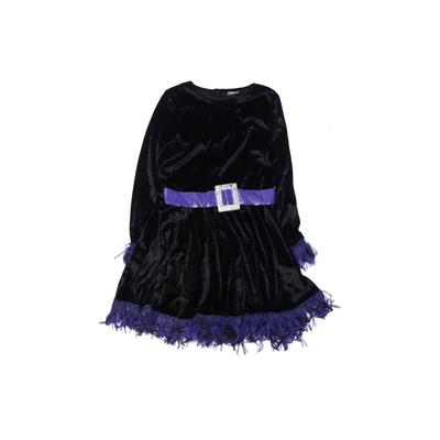 Spirit Kids Costume: Black Solid Accessories – Size Small