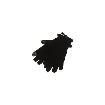 Thinsulate Gloves: Black Solid Accessories
