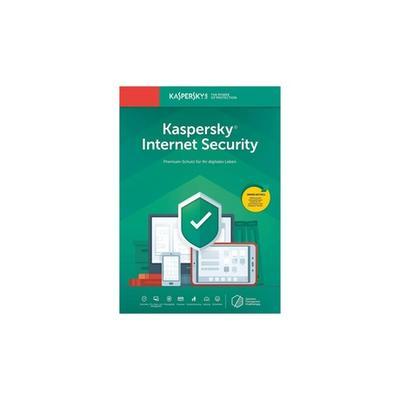 Antivirus Kaspersky Internet Security 2021 : 3 appareils / 2 ans