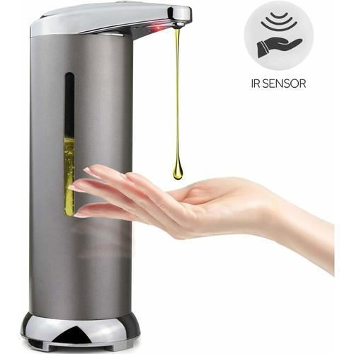 Seifenspender, Neuer automatischer Seifenspender mit Sensor, berührungsloser automatischer
