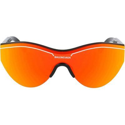 Sunglasses - Orange - Balenciaga Sunglasses