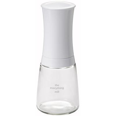 KYOCERA Salz-/Pfeffermühle, Keramikmahlwerk, Höhe 16 cm weiß Salzmühlen Pfeffermühlen Kochen Backen Haushaltswaren Salz-/Pfeffermühle