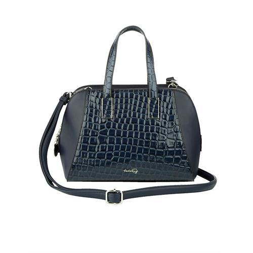 Handtasche Taschenherz dunkelblau