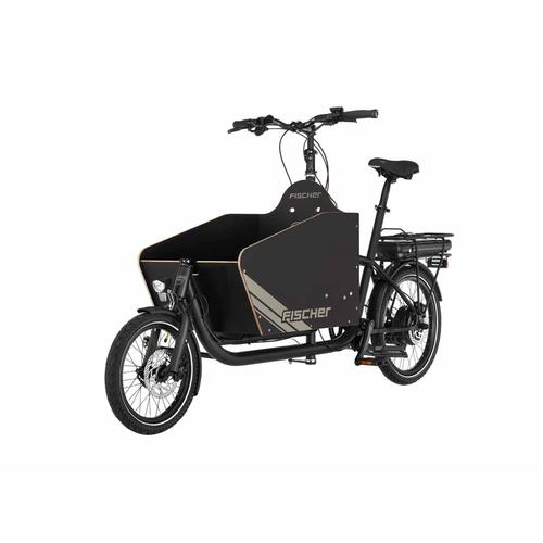 FISCHER »LEO 1.0« E-Lastenfahrrad - kompakt, stabil und wendig
