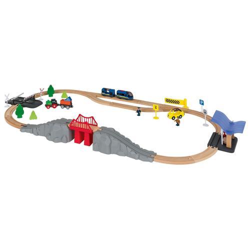 PLAYTIVE® Eisenbahnset