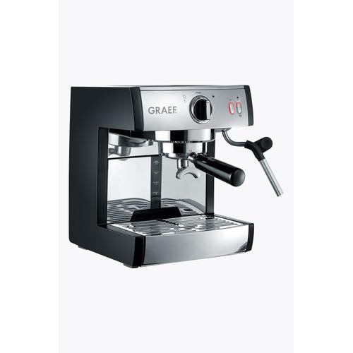 Graef Espressomaschine Pivalla ES702EU01 inkl. Kapselsiebträger