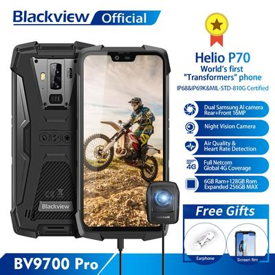 Blackview BV9700 Pro IP68 téléph...