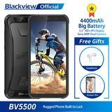 Blackview-smartphone BV5500, éta...