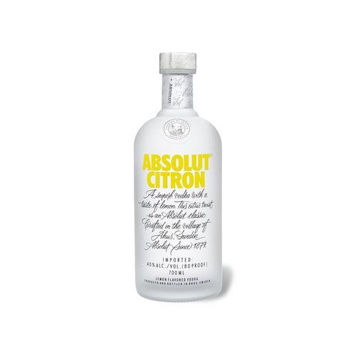 ABSOLUT Vodka Citron 40% Vol