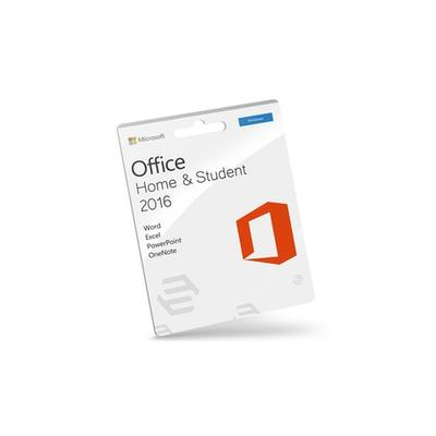 Microsoft Office Home and Student 2016 pour PC
