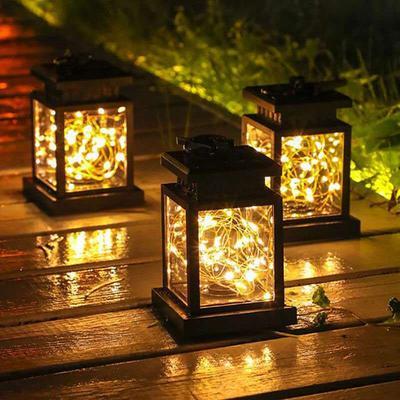 Lanterne solaire led imperméabl...