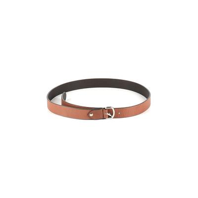 Coccinelle - Coccinelle Leather Belt: Brown Solid Accessories - Size Medium