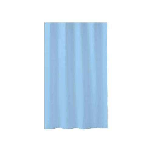 Kleine Wolke Duschvorhang Kito (180 x 200 cm, Azur)