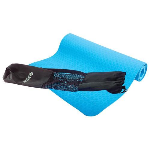 Schildkröt Fitness Yogamatte 4mm (Light Blue)