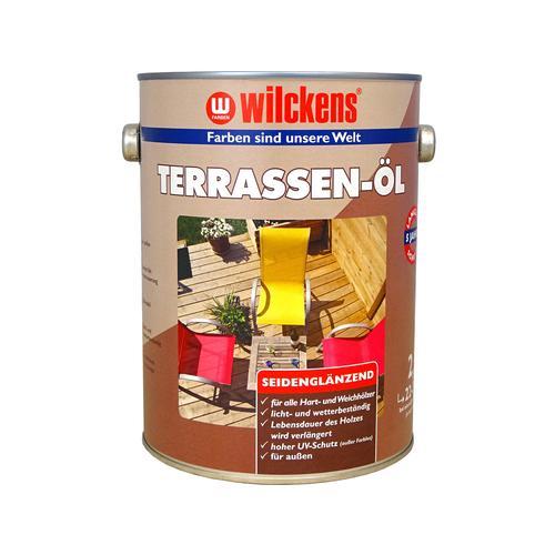 Wilckens Terrassen-Öl, 2,5L (Teak)