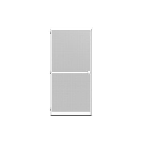 wip Insektenschutz-Tür 120 x 240 cm (weiß)