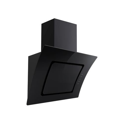 respekta konkave Schräghaube CH55060 (Schwarz)