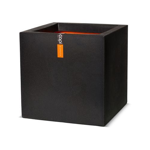 Capi Europe Topf quadrat Smooth (40x40x40 cm)