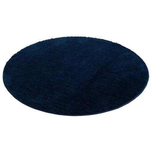 Gözze Badteppich Rio rund, Ø 110 cm (dunkelblau)