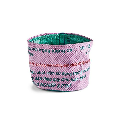 Bead Bags Damen Topf für Blumen Kiera pink