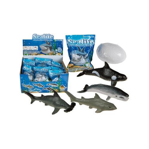 Ei mit Fisch-Spielzeug: 2