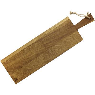 BERARD FRANCE 1892 Schneidebrett NORDIC EICHE, (1 St.), hochwertiges Eichenholz aus zertifizierter Forstwirtschaft braun Kochen, Backen Küche Haushalt