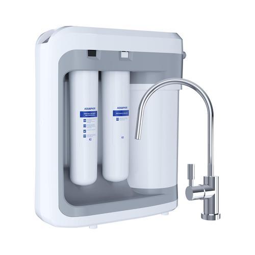 Aquaphor Umkehrosmoseanlage - ≥47,2 l/h - mit Wasserhahn RO-206S
