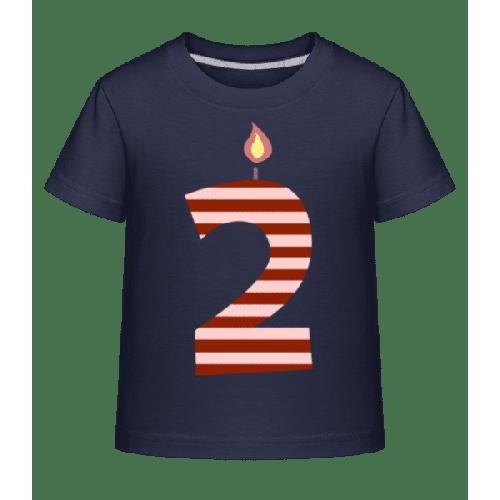 Geburtstagskerze - Kinder Shirtinator T-Shirt