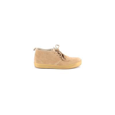 Gap Kids - Gap Kids Sneakers: Tan Solid Shoes - Size 3