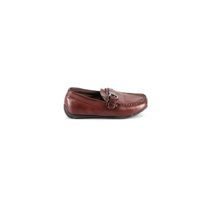 Steve Madden Dress Shoes: Brown Solid Shoes - Size 2
