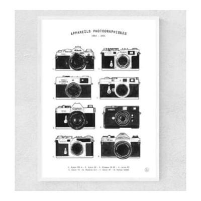 Florance Bodart - Retro Photography Print
