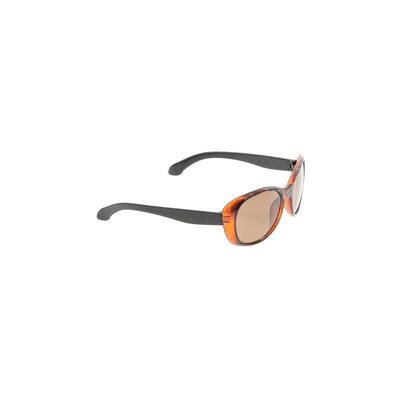 Unbranded - Sunglasses: Brown Solid Accessories