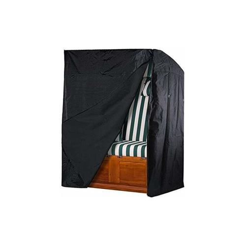 Strandkorbbezug, UV-wasserdichter Strandkorbbezug (135x105x175 / 140cm) - Soekavia