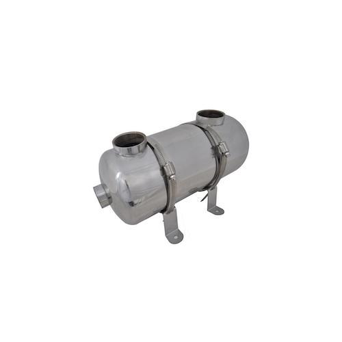 Pool Wärmetauscher 355 x 134 mm 40 kW
