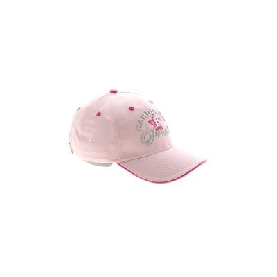New Era Baseball Cap: Pink Acces...