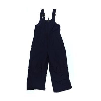 L.L.Bean Snow Pants With Bib - M...
