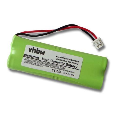 vhbw Akku kompatibel mit Dogtra 1100NC receiver, 1200 Receiver, 1500 Receiver, 1600 Receiver