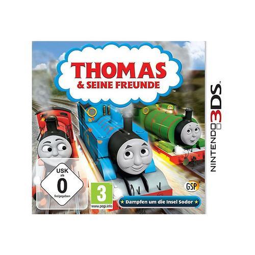 3DS Thomas Und Seine Freunde
