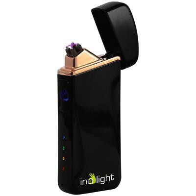Inolight USB Lichtbogenanzünder Akkufeuerzeug ohne Benzin und Gas mehrfarbig Kleinelektrogeräte sonstige Anzünder Kamin Öfenzubehör Heizen Klima