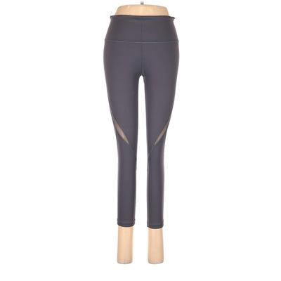 Victoria Sport Active Pants - High Rise: Purple Activewear - Size Medium
