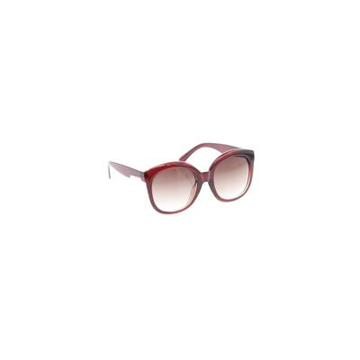 Sunglasses: Brown Solid Accessories