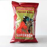Superbon - Chips Salt And Pepper...