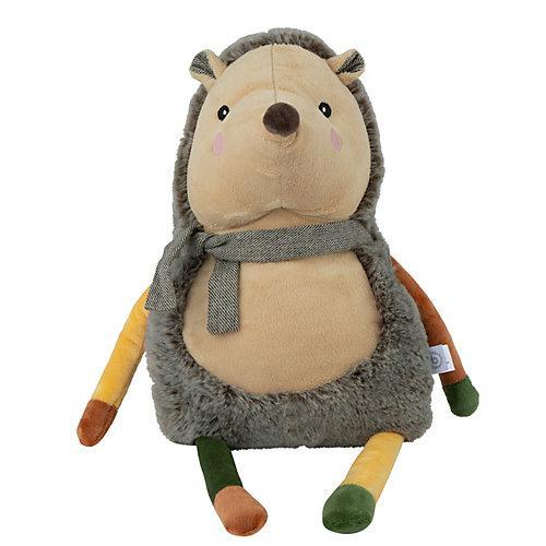 Plüsch Kuscheltier Igel Baby 30cm Schmusetier Stofftier Einschlafhilfe Spielzeug Kuscheltiere braun