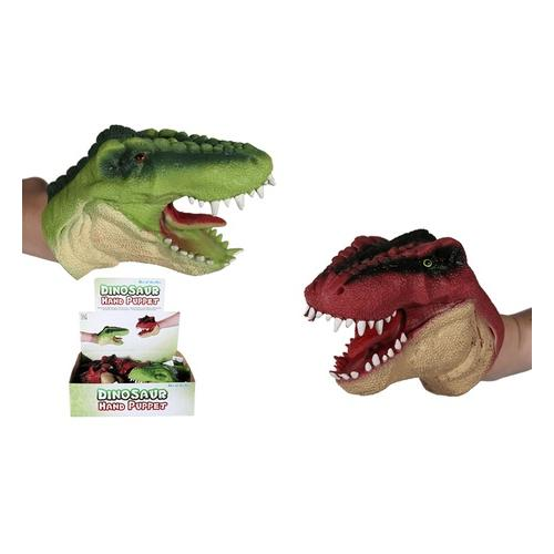 Dinosaurier-Handpuppe: 2