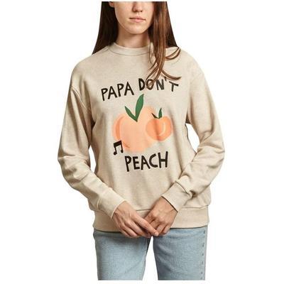 Être Cécile Papa Don't Peach Sweatshirt