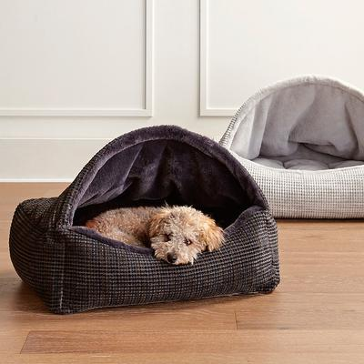 Burrow Pet Bed - Grey Blue, Smal...